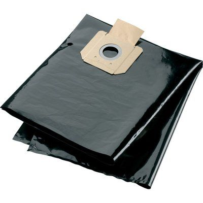 Flex Wet and Dry Vacuum Dust Bags Pack of 10