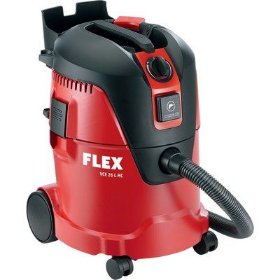 Flex VCE 26 L MC Industrial Wet and Dry Dust Extractor 240v