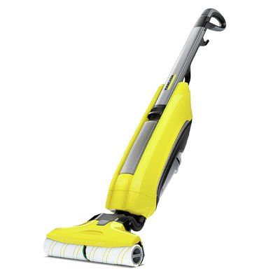Karcher FC 5 Upright Bagless Floor Cleaner - Yellow