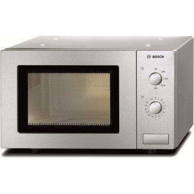 Bosch HMT72M450B 17L Microwave Oven - Brushed Steel
