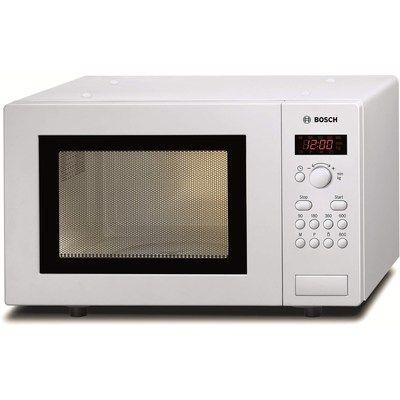 Bosch HMT75M421B 17L Digital Microwave Oven - White