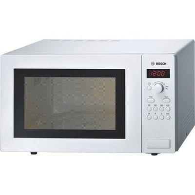 Bosch HMT84M421B 25L Digital Microwave Oven - White