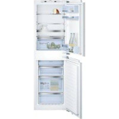 Bosch Serie 6 KIN85AF30G A++ Built-In Fridge Freezer