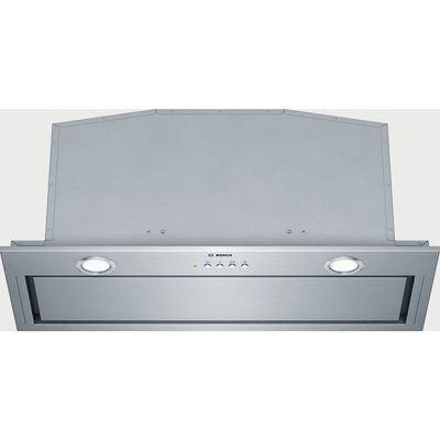 Bosch DHL785CGB Canopy Cooker Hood - Stainless Steel