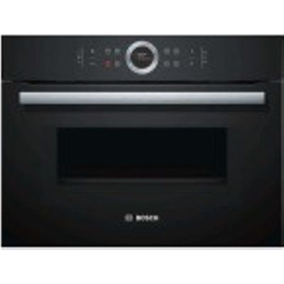 Bosch Serie 8 CMG633BB1B Built-In Oven with Microwave