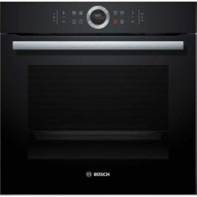 Bosch Serie 8 HBG634BB1B Built-In Electric Single Oven