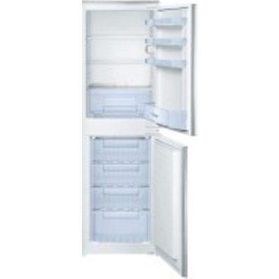 Bosch Serie 2 KIV32X23GB 255L Built-In Fridge Freezer