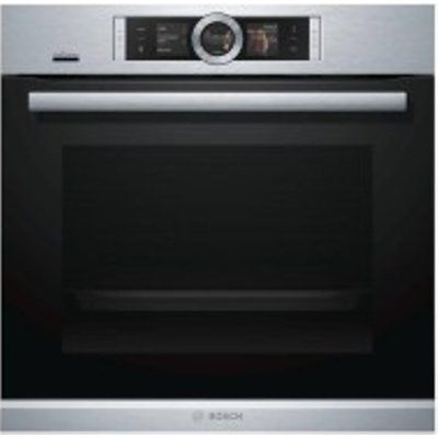 Bosch HBG6764S6B Built-In Electric Smart Single Oven