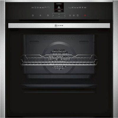 NEFF B57VR22N0B Slide and Hide Electric Steam Oven - Stainless Steel