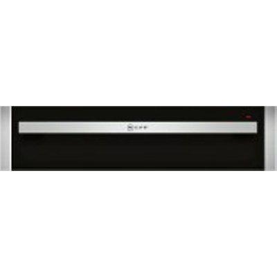 Neff N17HH11N0B Warming Drawer - Black & Stainless Steel