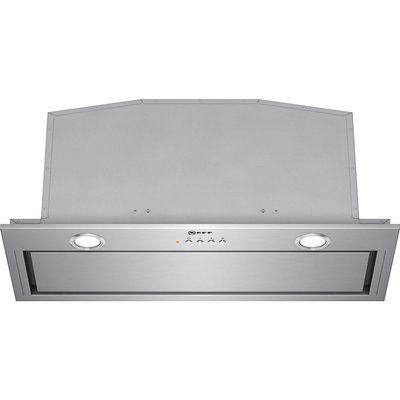 NEFF D57MH56N0B Canopy Cooker Hood - Stainless Steel