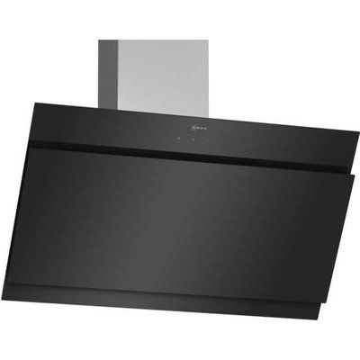Neff D95IHM1S0B N50 90cm Angled Cooker Hood - Black