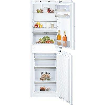 Neff KI7853DE0G N70 NoFrost 50-50 Integrated Fridge Freezer