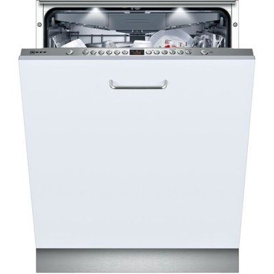 NEFF N50 S513N60X1G Fully Integrated Standard Dishwasher - Stainless Steel