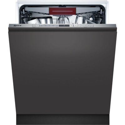 NEFF N30 S153HCX02G Wifi Connected Fully Integrated Standard Dishwasher