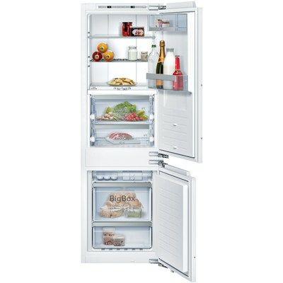 Neff KI8865DE0 N90 70/30 Integrated Fridge Freezer With FreshSafes