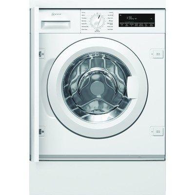 Neff W544BX1GB 8kg 1400rpm Integrated Washing Machine With 15 Min Quick Wash