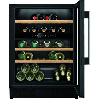 NEFF N70 KU9213HG0G Built In Wine Cooler - Black