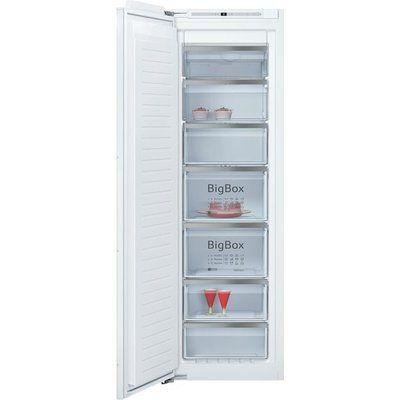 NEFF N90 GI7815CE0G Integrated Frost Free Upright Freezer