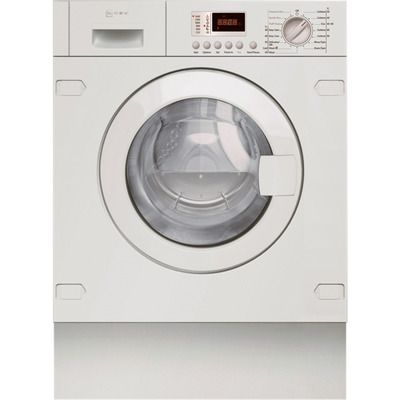 NEFF V6320X2GB Integrated 7Kg / 4Kg Washer Dryer with 1355 rpm - White