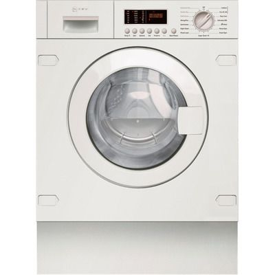 NEFF V6540X2GB Integrated 7Kg / 4Kg Washer Dryer with 1400 rpm - White