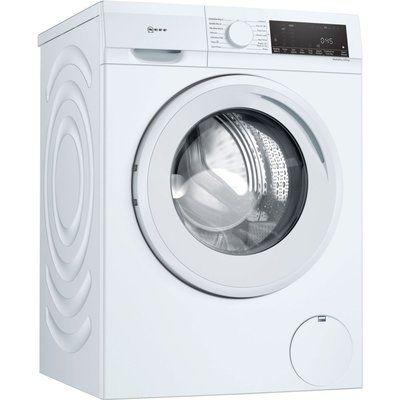 NEFF VNA341U8GB 8Kg / 5Kg Washer Dryer with 1400 rpm - White