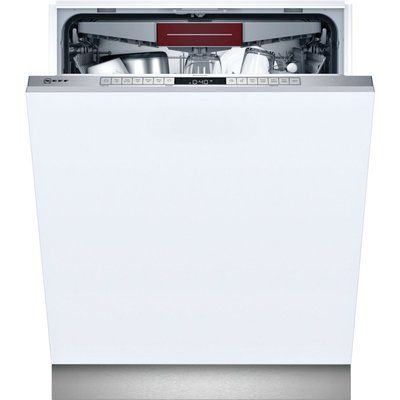 Neff N50 S155HVX15G 13 Place Setting Fully Integrated Dishwasher