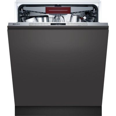 Neff N50 S155HCX27G 14 Place Setting Fully Integrated Dishwasher