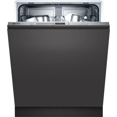 Neff N30 S153ITX02G 12 Place Setting Fully Integrated Dishwasher