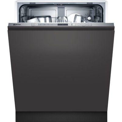 NEFF N30 S353ITX02G Fully Integrated Standard Dishwasher