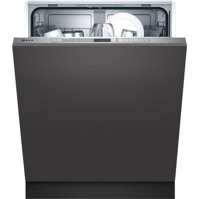 NEFF N30 S353ITX05G Fully Integrated Standard Dishwasher - Stainless Steel