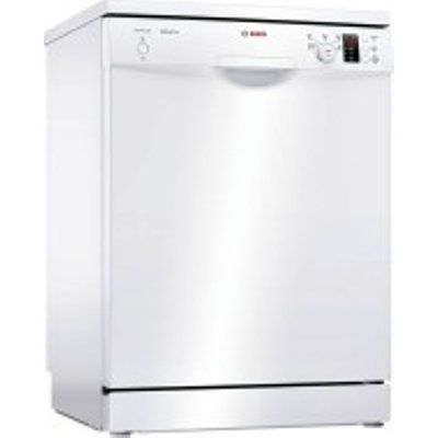 Bosch Serie 2 SMS25EW00G 13 Place Setting Dishwasher