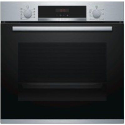 Bosch Serie 4 HBS573BS0B Electric Built-In Single Oven