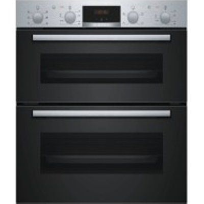 Bosch Serie 2 NBS113BR0B 81L Electric Built Under Oven