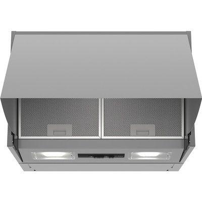 Bosch DEM66AC00B 60cm Integrated Cooker Hood - Silver