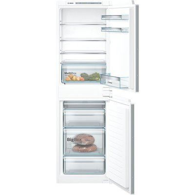 Bosch KIV85VSF0G integrated Fridge Freezer