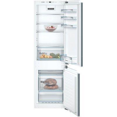 Bosch KIN86VFF0G Serie 4 Frost Free 60-40 Integrated Fridge Freezer