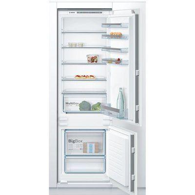 Bosch Serie 4 KIV87VSF0G Integrated 70/30 Fridge Freezer