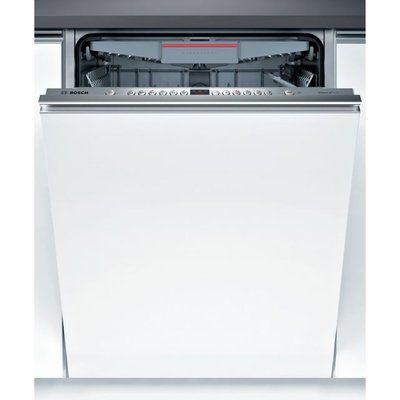 Bosch Serie 4 SBE46NX01G Fully Integrated Standard Dishwasher - Stainless Steel