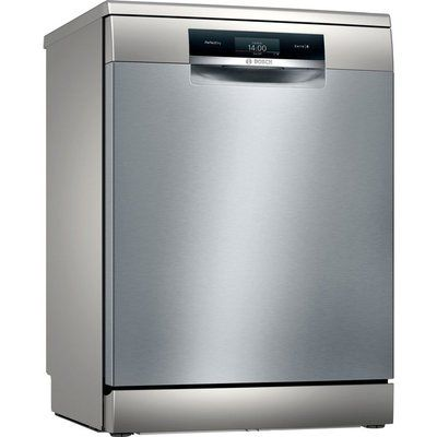 Bosch Serie 8 SMS8YCI01E Full-size WiFi-enabled Dishwasher - Stainless steel