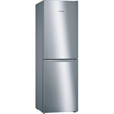 Bosch Serie 2 KGN34NLEAG 50/50 Fridge Freezer - Silver