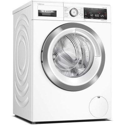 Bosch WAX32LH9GB Serie 8 9kg 1600rpm Freestanding Washing Machine - White