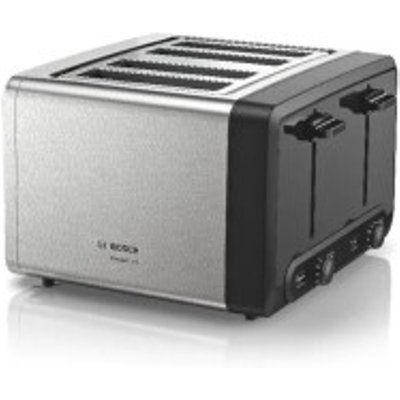 Bosch TAT4P440GB DesignLine 4 Slice Toaster