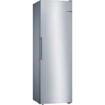 Bosch GSN36VLFP Sereie 4 NoFrost Tall Freestanding Freezer - Stainless Steel Look