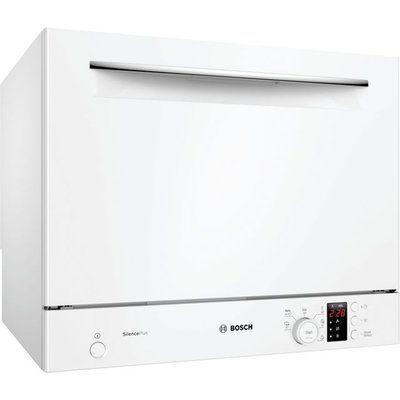 Bosch Serie 4 SKS62E32EU Table Top Dishwasher - White