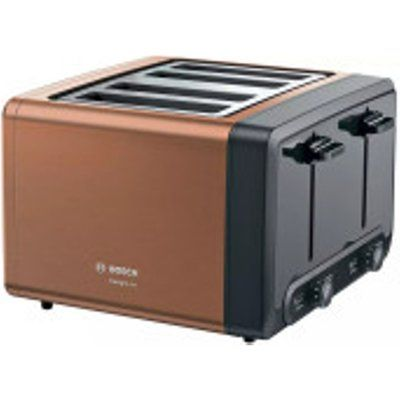 Bosch TAT4P449GB DesignLine 4 Slice Toaster