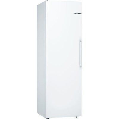 Bosch KSV36NWEPG Serie 2 186x60cm Upright Freestanding Fridge With SuperCool And MultiBox Drawer - White