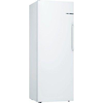 Bosch KSV29NWEPG Serie 2 161x60cm Tall Freestanding Larder Fridge - White