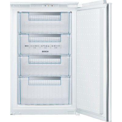 Bosch GID18ASE0G Sereie 4 In-column Integrated Freezer With Super Freeze