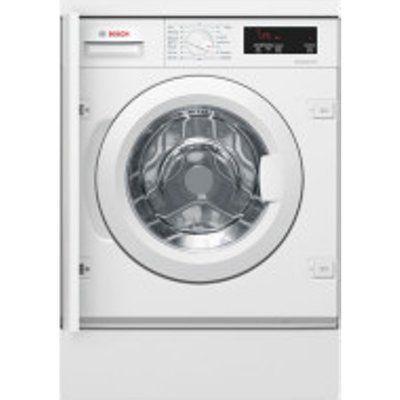 Bosch Serie 6 WIW28301GB 8kg 1400rpm Built-In Washing Machine